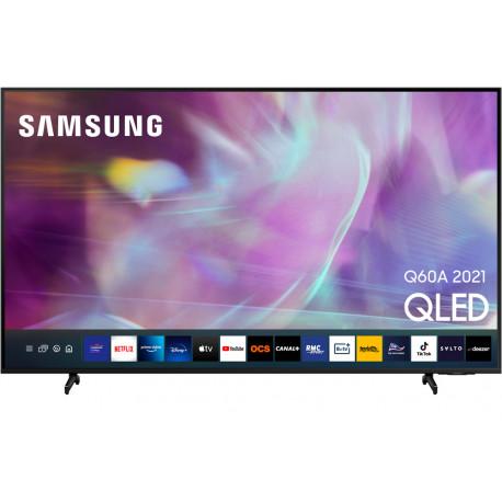 "SAMSUNG 85"" QE85Q60A - LCD LED 4K HDR Neo QLED 214cm"