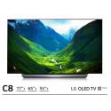 Série C Plat OLED UHD HDR (C8)